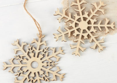 unfinished_wood_snowflake_laser_cut_ornaments