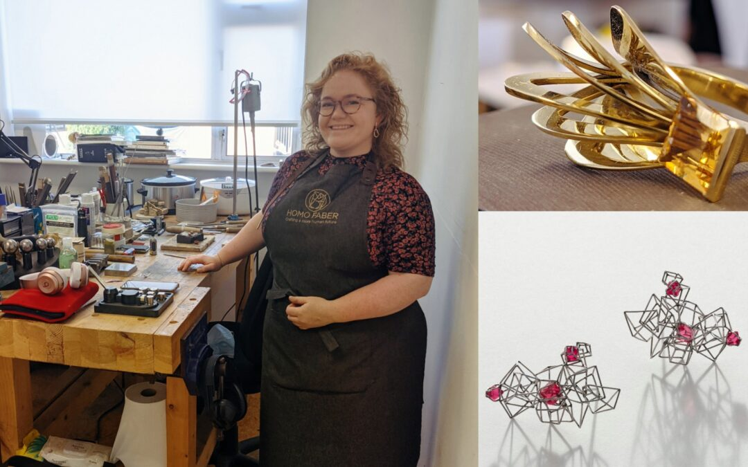 Event: Introduction to Goldsmith Eve Doyle, Designer in Residence 2021 (Sept 14th)